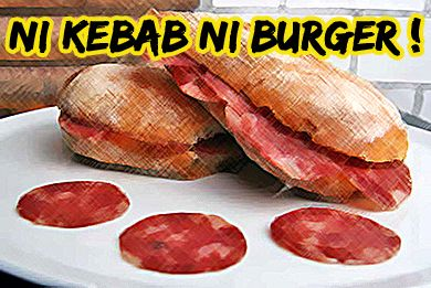 Ni Kebab , ni Burger ... IDENTITAIRE